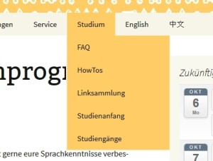 Webseite_Studium